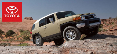 2014 is the last production year for the venerable Toyota FJ Cruiser. To mark the occasion, Toyota will be ...