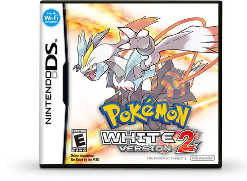 Pokemon White Version 2.  (PRNewsFoto/Nintendo of America)