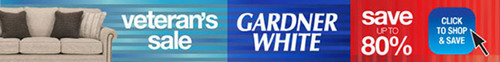 Gardner-White initiates Same Day Delivery.  (PRNewsFoto/Gardner-White Furniture)