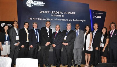 During Singapore International Water Week 2016, CH2M launched a new Leadership Development Programme at its Singapore InfraHub--a strategic infrastructure hub positioned to address Asia's growing infrastructure gap by investing in the firm's Singapore operations, local delivery and expertise.
