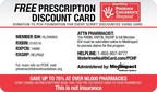 Prescription Discount Card benefiting Phoenix Children's Hospital