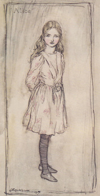 Arthur Rackham's Alice(PRNewsFoto/Walrus & Carpenter Productions LLC)