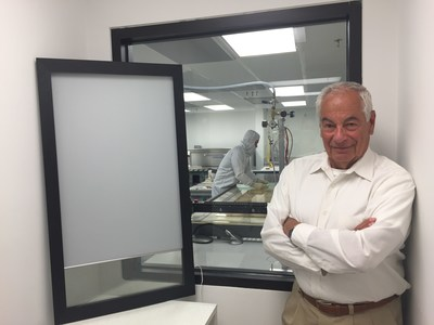 New Visual Media Group's Dynamic Window Technology To Produce Six-Fold Increase in Energy Efficiency