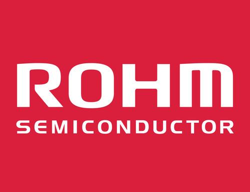 ROHM logo.  (PRNewsFoto/ROHM Semiconductor)