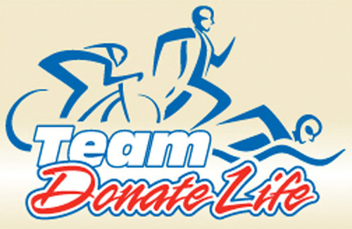 Team Donate Life Logo.  (PRNewsFoto/Team Donate Life)
