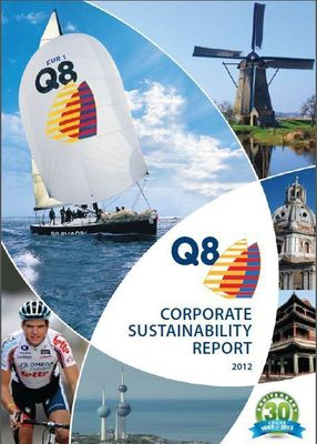 The Q8 Corporate Sustainability Report.