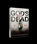 GOD'S NOT DEAD Ranks At Top Of U.S. DVD Sales Charts (PRNewsFoto/Pure Flix)