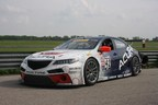 Acura TLX GT Race Car To Debut at Mid-Ohio. (PRNewsFoto/Acura Motorsports)