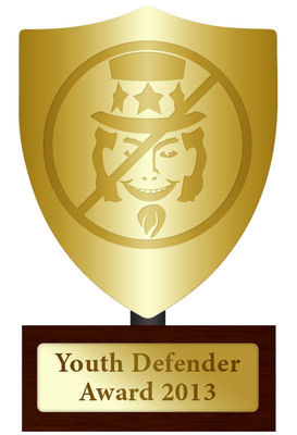 Firm Behind HealthCare.Gov to Receive Prestigious Youth Defender Award from Generation Opportunity. (PRNewsFoto/Generation Opportunity) (PRNewsFoto/GENERATION OPPORTUNITY)