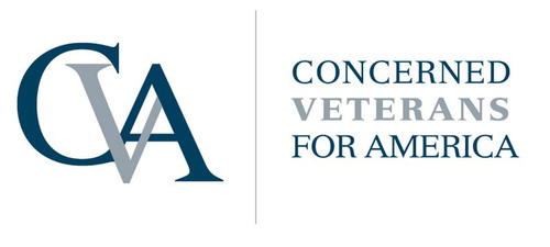 Concerned Veterans for America Logo.  (PRNewsFoto/Concerned Veterans for America)