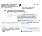 Example posts (PRNewsFoto/Darden Restaurants, Inc.)