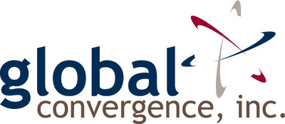 Global Convergence, Inc. (GCI) Logo. Headquartered in Oldsmar, Florida.