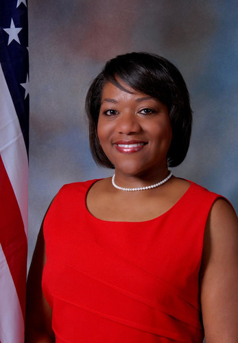 Councilwoman Tameika Isaac Devine.  (PRNewsFoto/National League of Cities)