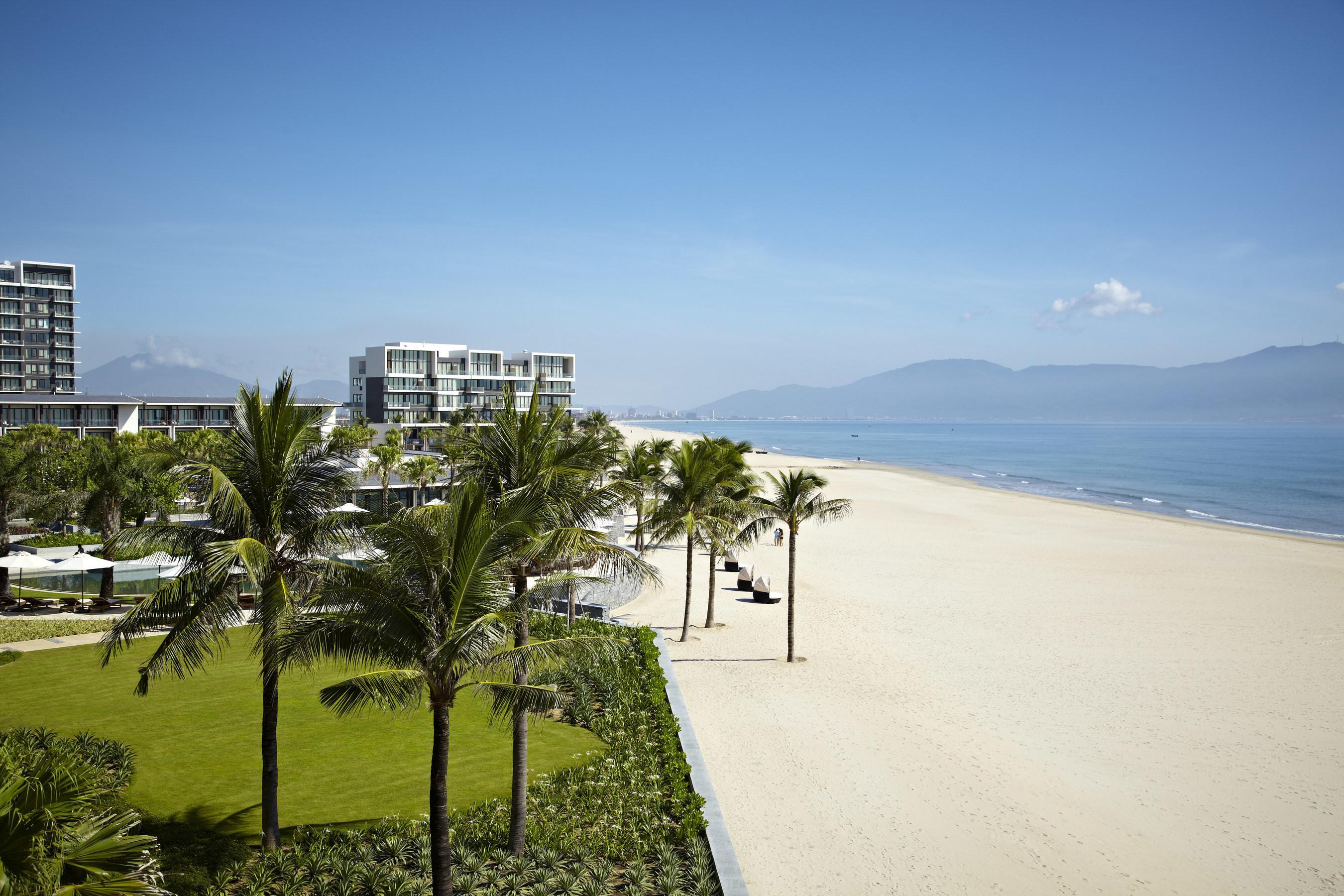 Hyatt Regency Danang Resort & Spa and unspoiled beaches of Vietnam's Central Coast