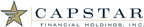 CapStar Financial Holdings, Inc. Logo (PRNewsFoto/CapStar Financial Holdings, Inc.)