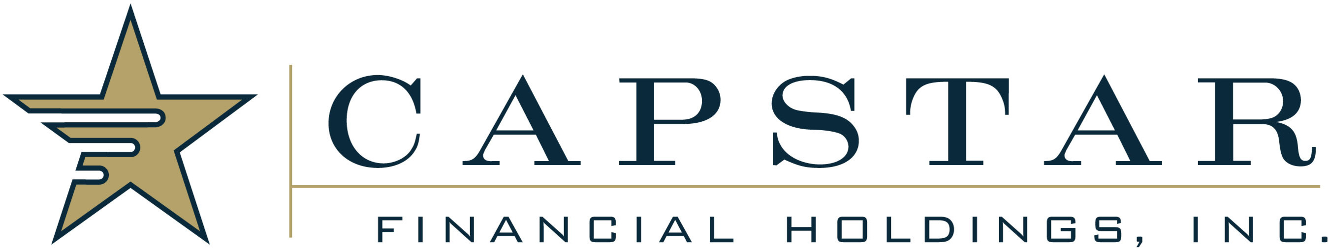 CapStar Financial Holdings, Inc. Logo