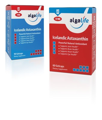 Algalife Icelandic Astaxanthin