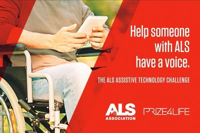 The ALS Assistive Technology Challenge will conclude in December with an announcement of the winner at a finale event in Dublin, Ireland.