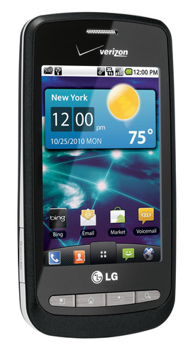 Verizon Wireless and LG Mobile Phones Create a Whirlwind of Possibilities With the LG Vortex