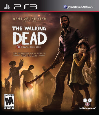 The Walking Dead: A Telltale Games Series - Game of the Year Edition is Now Available for Purchase in North America. (PRNewsFoto/Telltale, Inc.) (PRNewsFoto/TELLTALE, INC.)