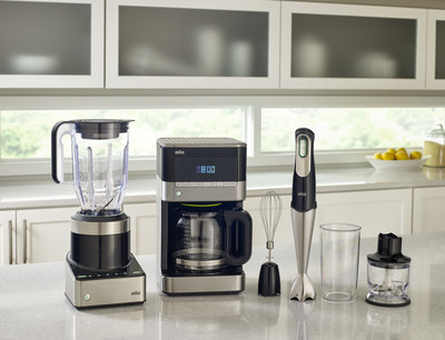 Lovely Braun Kitchen Collection Debuts Innovative New Products In North America