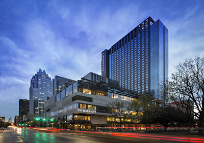 Marriott Rewards Announces Major Sponsorship of SXSW Music; JW Marriott Austin will host exclusive Universal Music Group performances by Ryan Adams, The Avett Brothers, DNCE and more