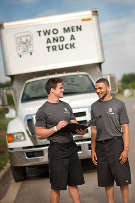 TWO MEN AND A TRUCK(R) is the fastest-growing franchised moving company in the country and offers comprehensive home and business relocation and packing services. Our goal is to exceed customers expectations by customizing our moving services to specific needs.