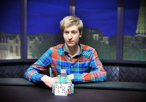 Henrik Johansson WSOPE Bracelet
