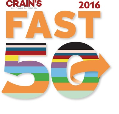 Chicago's Fastest-Growing Company in 2015 Remains on Crain's Fast 50 in 2016; Staffing firm Brilliant sustains rapid revenue growth. For more information, call 312.582.1812.