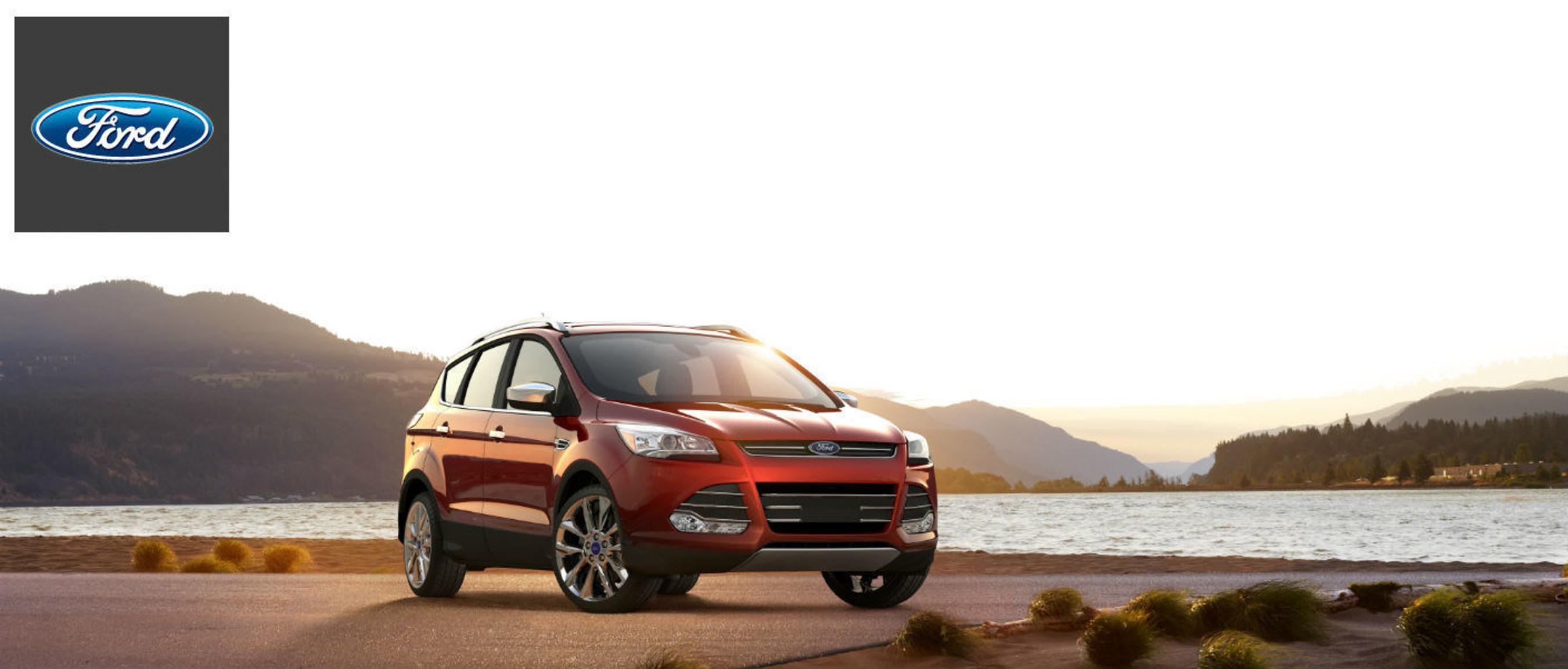 2016 Ford Escape arrives at Portsmouth dealership