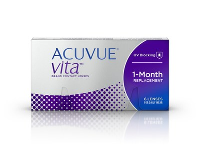 ACUVUE(R) VITA(TM) Brand Contact Lenses