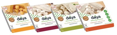 Daiya's swap-worthy Farmhouse Blocks ($4.99) are available in four artisanal varieties: Smoked Gouda Style, Jalapeno Havarti Style, Medium Cheddar Style, and Monterey Jack Style.