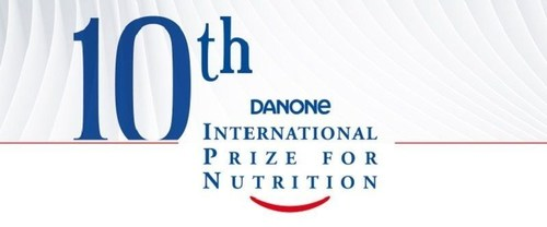 Danone International Prize for Nutrition Logo (PRNewsFoto/Danone Institute International)