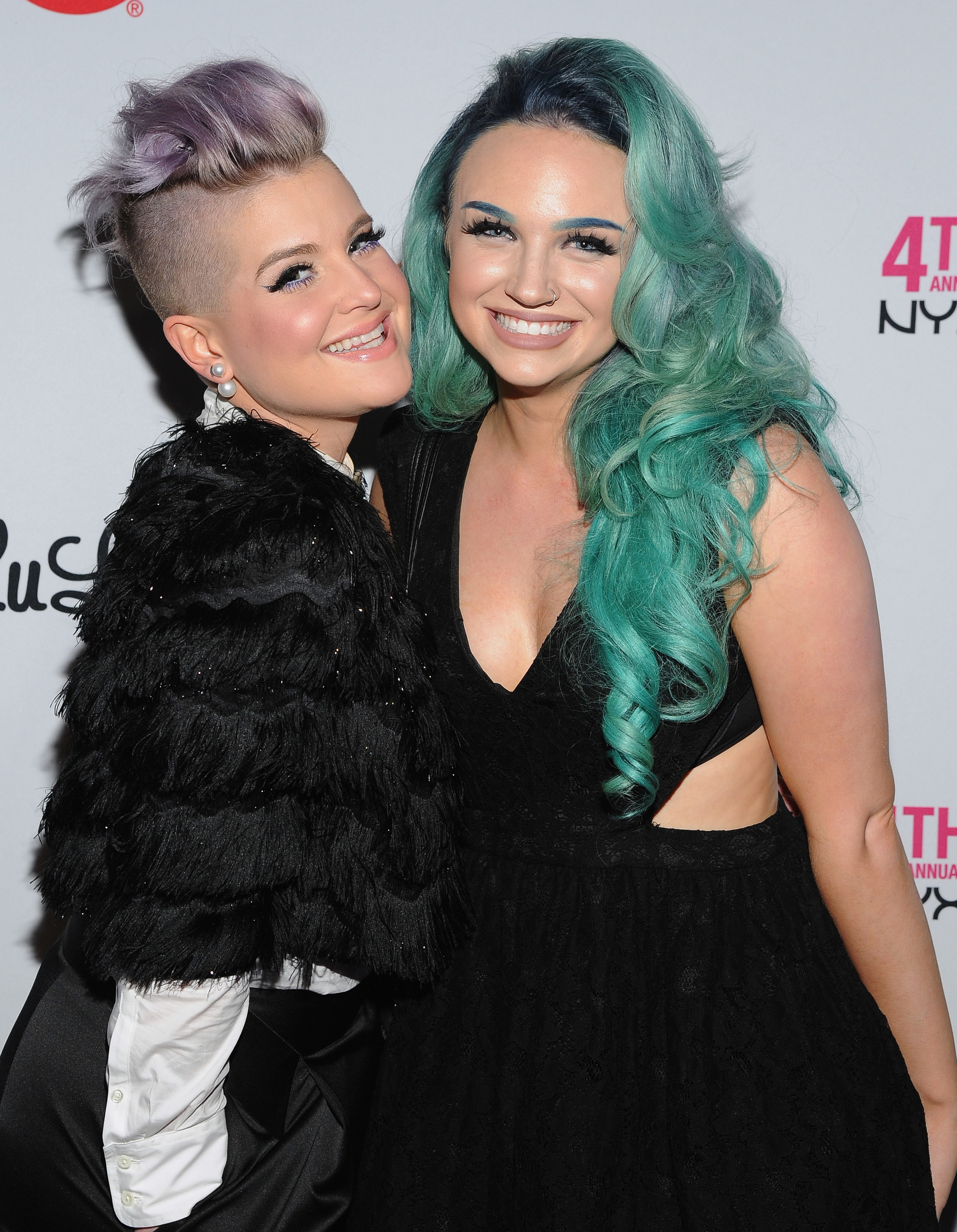 NYX Cosmetics Names Mykie of Glam&Gore its Beauty Vlogger of the Year at the Fourth Annual NYX FACE Awards Show