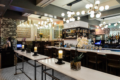 Trademark Taste, the new restaurant at Executive Hotel Le Soleil New York