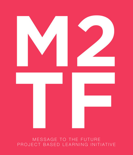M2TF logo.  (PRNewsFoto/Message to the Future Foundation)