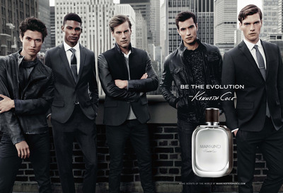 Kenneth Cole Introduces Mankind Fragrance