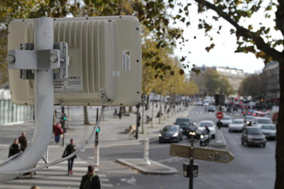 RADWIN Small Cell Backhaul deployment in Europe