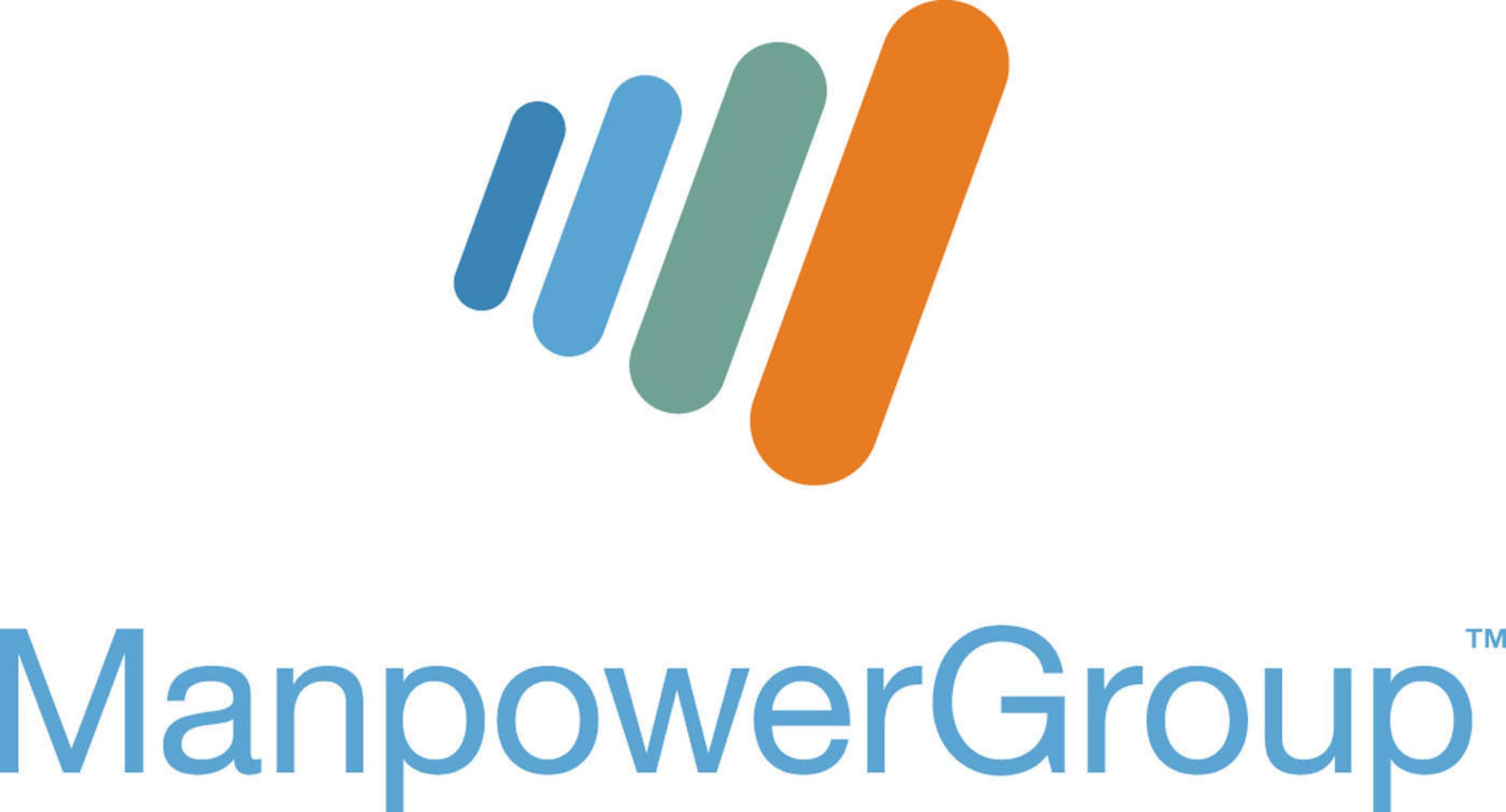 ManpowerGroup Logo. (PRNewsFoto/Manpower) (PRNewsFoto/)