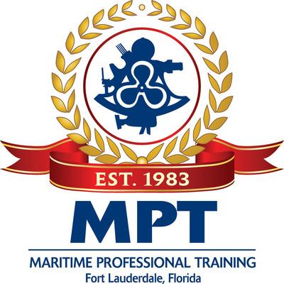 Maritime Professional Training Logo. (PRNewsFoto/Maritime Professional Training) (PRNewsFoto/MARITIME PROFESSIONAL TRAINING)