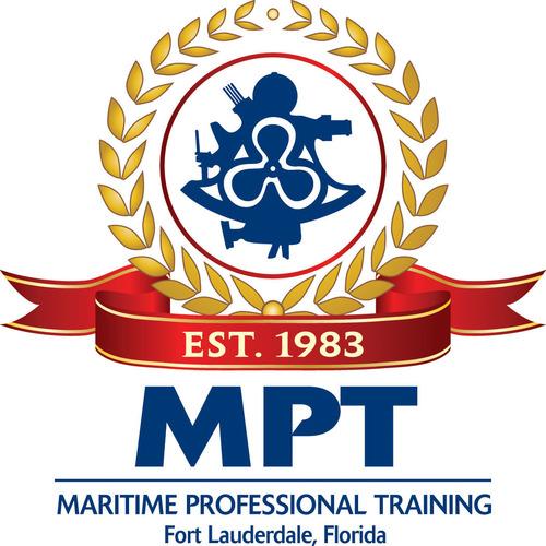 Maritime Professional Training Logo.  (PRNewsFoto/Maritime Professional Training)