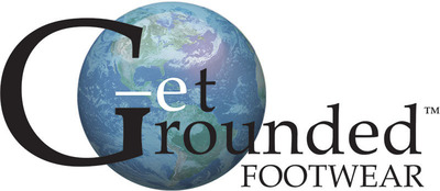 Get Grounded Footwear(TM) Logo.  (PRNewsFoto/3rd Planet, Inc.)