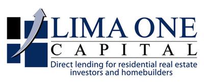 Lima One Capital, LLC.  (PRNewsFoto/Lima One Capital, LLC)