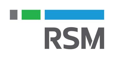 RSM US LLP logo (PRNewsFoto/RSM US LLP)