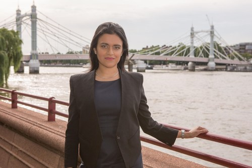Dr Tara Swart' (PRNewsFoto/Corinthia Hotel London)