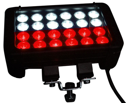 Larson Electronics Releases Extreme Duty LED Light with Dual Color Output