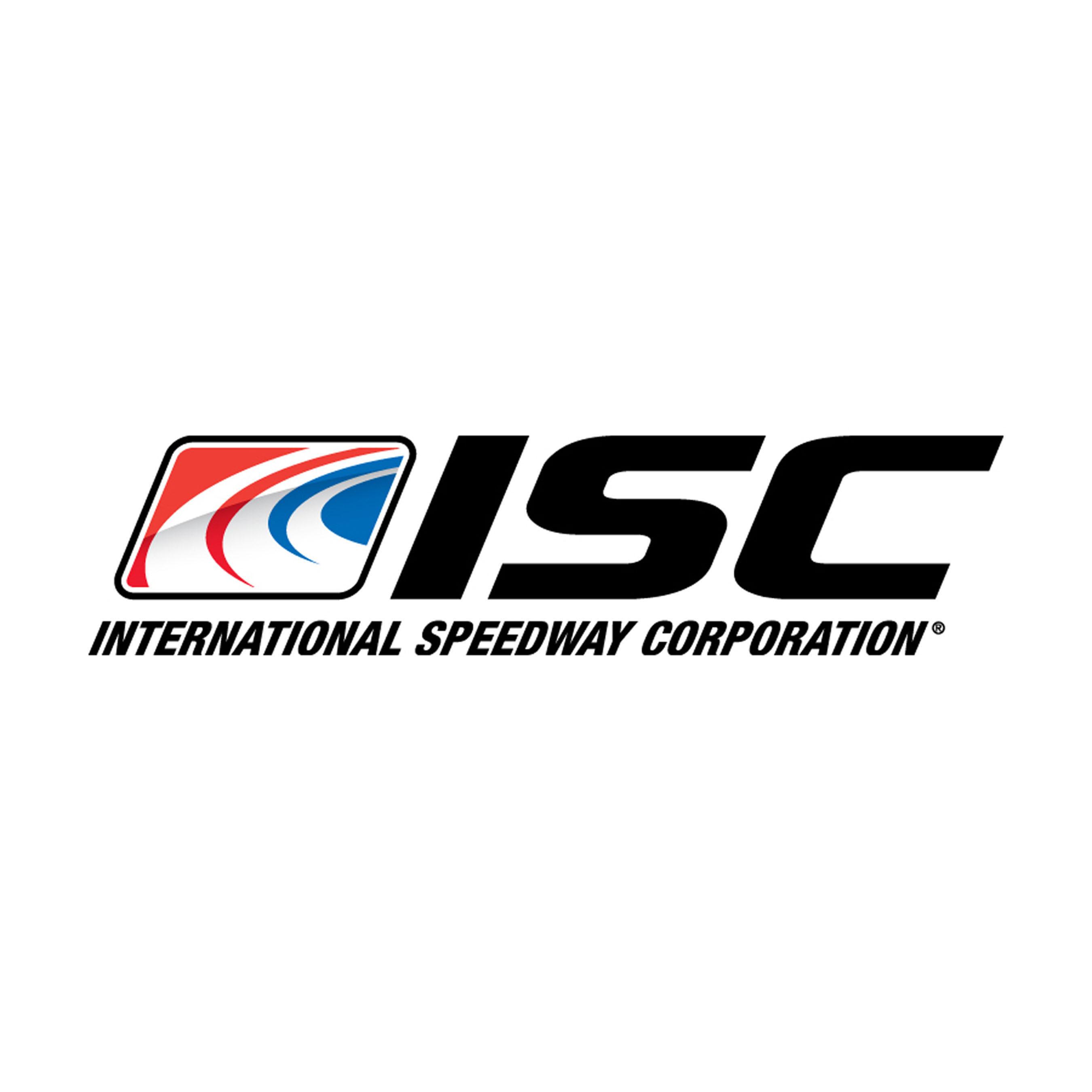 International Speedway Corporation New Corporate Logo
