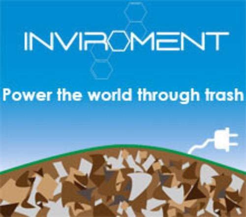 Students Create Clean Energy While Eliminating Plastics From Landfills. (PRNewsFoto/Inviroment LLC) ...