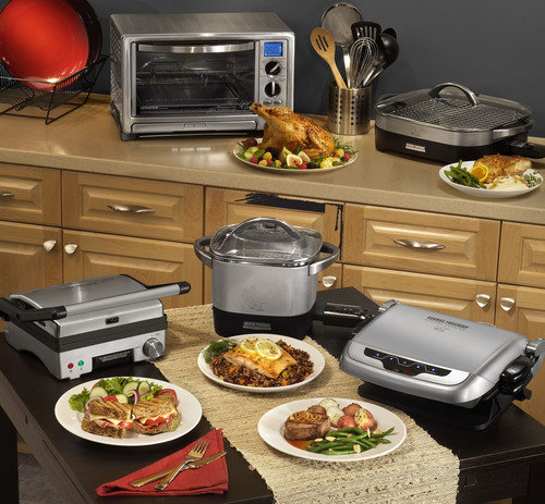 The George Foreman® Brand Launches New Product Line, George Foreman Healthy Cooking