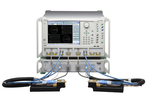 Anritsu VectorStar ME7838D is first broadband VNA system that operates from 70 kHz to 145 GHz in Single Coax ...